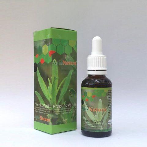 Extracto Própolis verde al 20% en formato de 20 o 30 ml