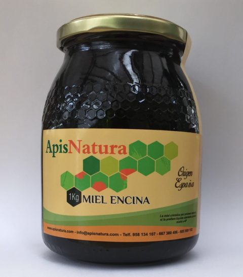 Miel de Encina, origen España 1Kg