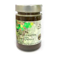 Miel de Eucalipto con Extracto de Ultra Green Própolis de 400g