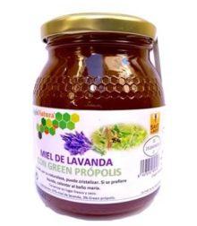 Miel de lavanda con Green Própolis