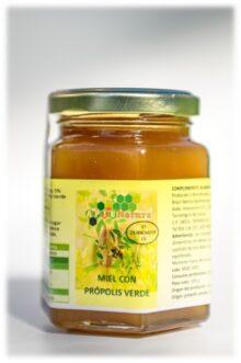 Miel eucalipto ultragreen própolis