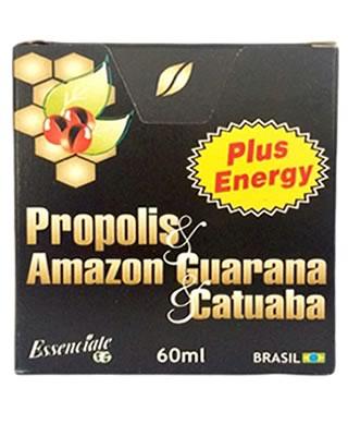 Bebida energética de Própolis y Guaraná