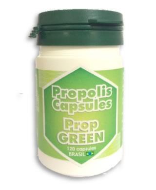 Própolis Ultragreen en bote de 120 cápsulas (250 mg)