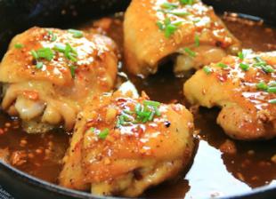 Menú elaborado con recetas con miel de mil flores